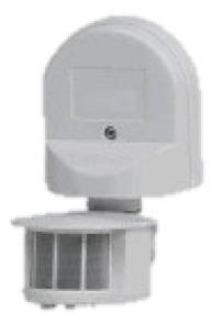 sensor de movimiento para exterior volteck 47231