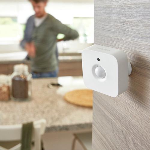 sensor de movimiento philips hue smart motion luces cuotas