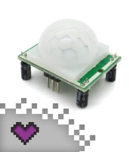 sensor de movimiento pir arduino