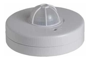 sensor de movimiento techo infrarrojo 360 grados sobreponer