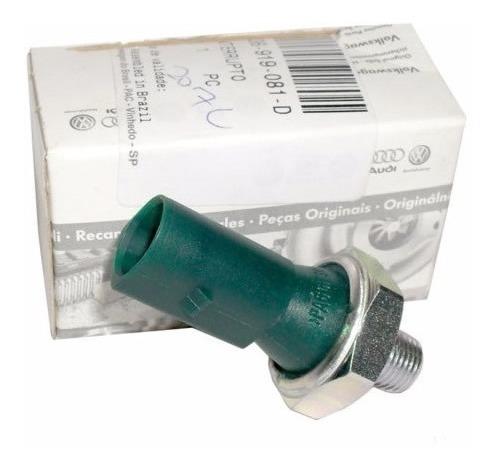 sensor de oleo g5/g6/fox/polo-0,3-0,6 bar original verde