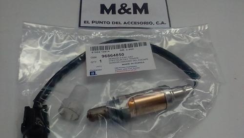 sensor de oxigeno 2 cables aveo optra limited tacuma gm