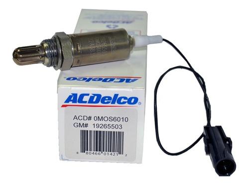 sensor de oxígeno acdelco chevrolet corsa