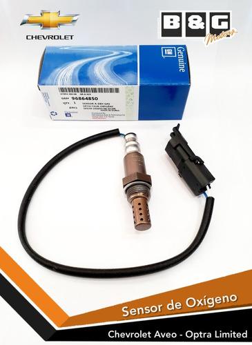 sensor de oxigeno aveo, optra limited 2 cables