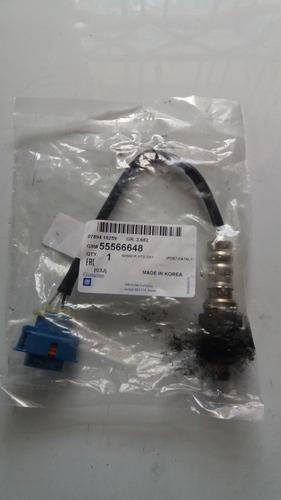 sensor de oxigeno cruze original gm 55566648