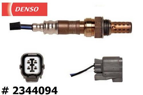sensor de oxigeno honda prelude 2.2l l4 1992 - 1995 nuevo!!!