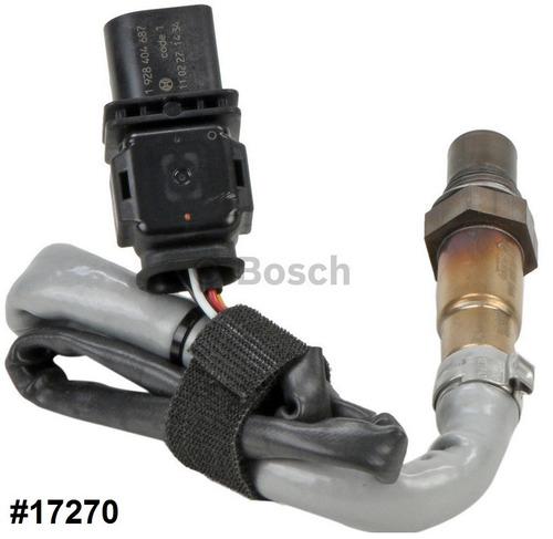 sensor de oxigeno primario volkswagen passat 2006 - 2010