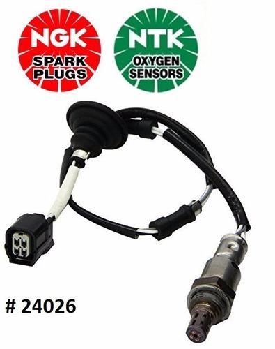 sensor de oxigeno secundario honda fit 1.5l l4 2007 - 2008