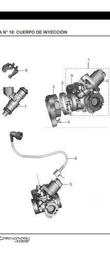sensor de oxigeno y repuestos para moto full inyección