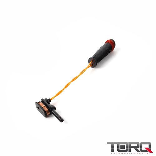 sensor de pastilha de freio dianteira mercedes c180 / c200 w