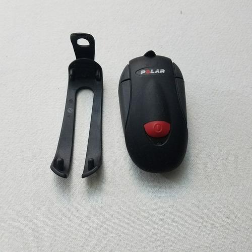 sensor de pie polar, 100% funcional.