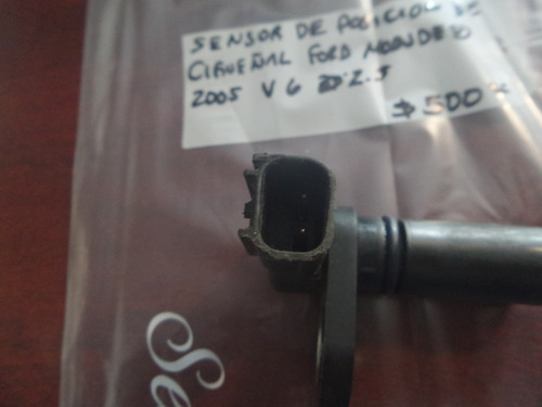 sensor de posicion de cigueñal ford mondeo 2005 v6 2.5 orig.