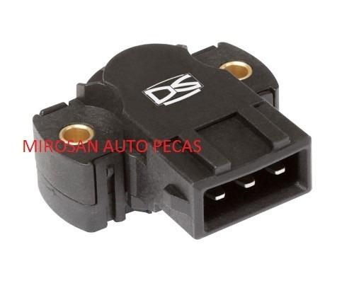 sensor de posição de borboleta a3 93 > 99 / kombi 1.6 c/