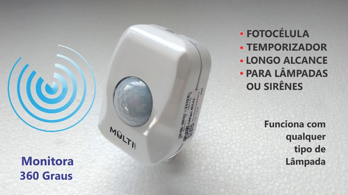 sensor de presença