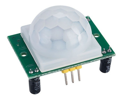 sensor de presença e movimento para arduino sr501 hc-sr501