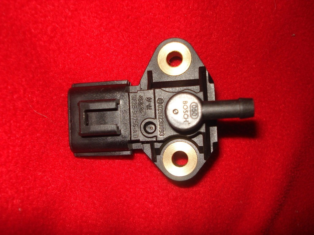 Sensor de presion de gasolina regulador ford - Regulador de presion ...