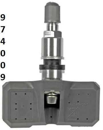 sensor de presion de llanta gmc terrain 2010 - 2013 nuevo!!!