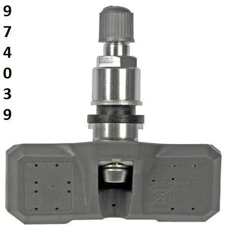 sensor de presion de llanta mazda cx9 / cx-9 2007 - 2012