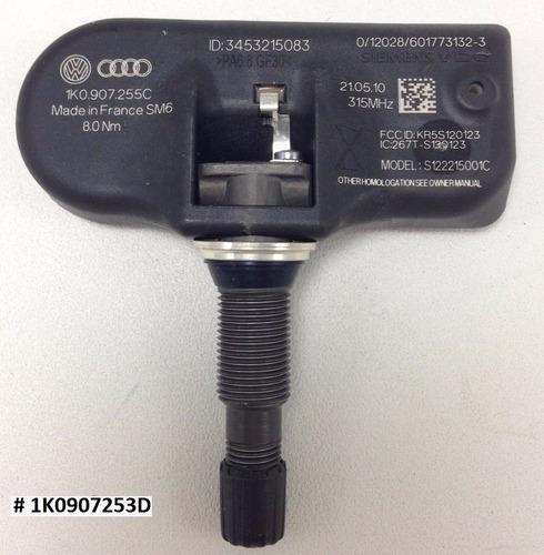 sensor de presion de llanta volkswagen cc 2009 - 2011