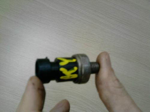 sensor de pressão de óleo da ssangyong kyron 2.0 2011