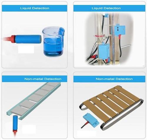 sensor de proximidad capacitivo cilíndrico fkc1810 f&c