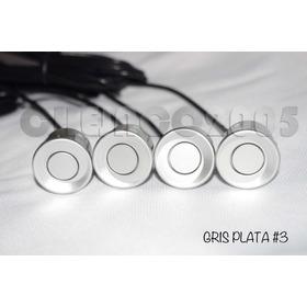 Sensor De Reversa Blanco Gris Rojo Promocion 94mil Instalado