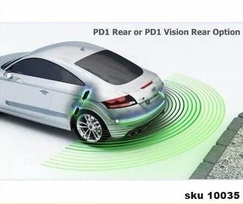 sensor de reversa invisible sin romper bomper nuevo w01