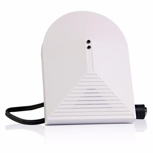 sensor de rotura de vidrio wireless 433mhz para alarmas