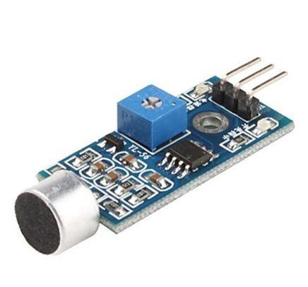 sensor de sónido