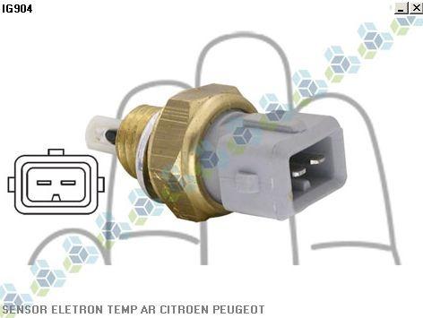sensor de temperatura astra hatch sedan gl gls 1.8 - iguaçu