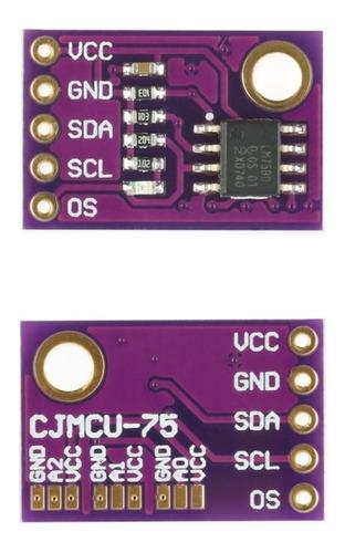 sensor de temperatura lm75a