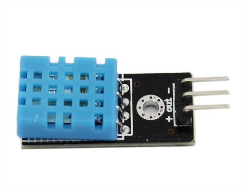 sensor de temperatura y humedad dht11 - arduino, pic, etc.
