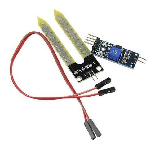 sensor de umidade do solo - higrômetro arduíno pic