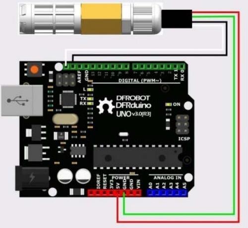 sensor de umidade e temperatura do solo sht20 arduino