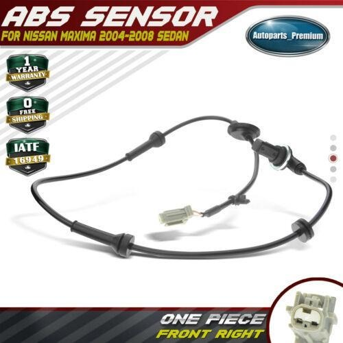 A-Premium ABS Wheel Speed Sensor for Nissan Maxima A34 2004-2008 Front Left Diver Side