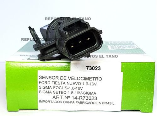 sensor de velocidad fiesta 1.6 16v. sigma made in brasil