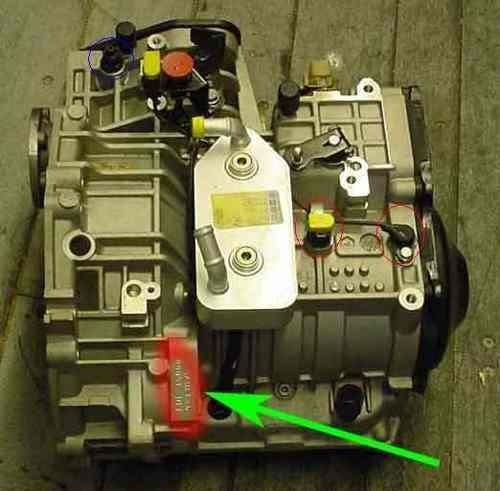 Sensor De Velocidad Transmision Automatica 01m Vw Jetta A4