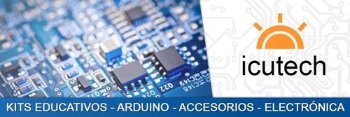 sensor de vibración (ky-002) arduino