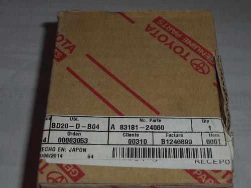 sensor del velocimetro toyota dyna