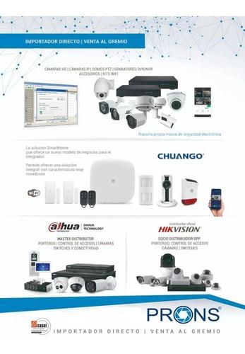 sensor detector infrarrojo movimiento dg75 paradox