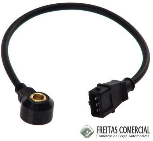 sensor detonação motor palio / siena 1.0 1.5 1.6 8v