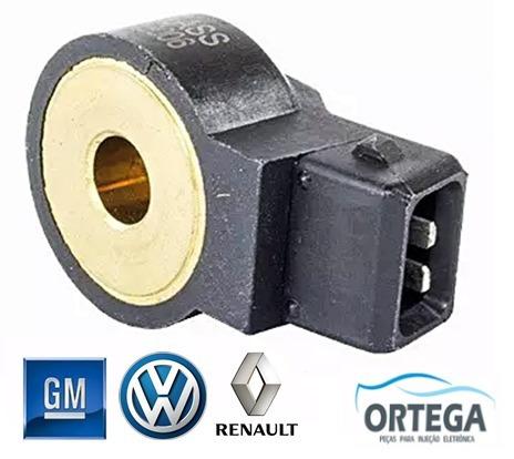 sensor detonação vectra gsi 2.0 renault r19 1.7 0261231006