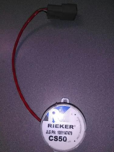 sensor digital de angulo jlg genie