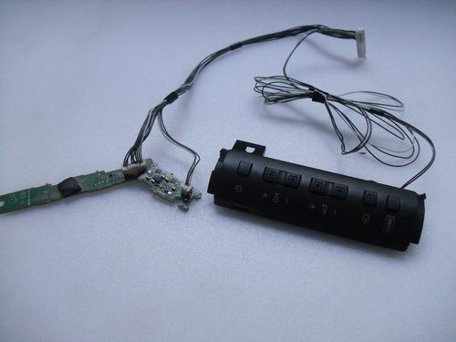 sensor do cr + teclado sony kdl 40ex525