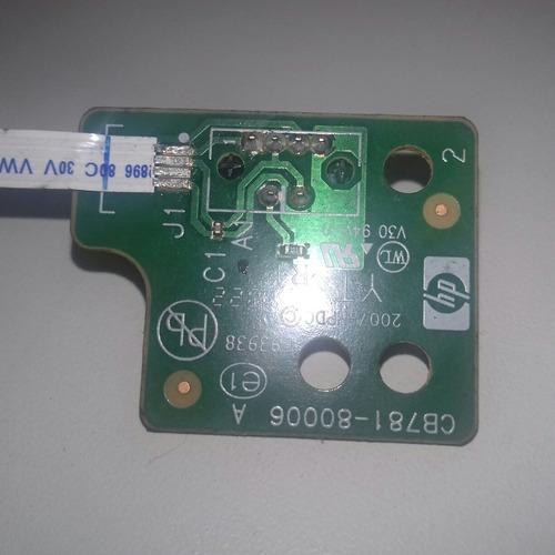 sensor do encoder circular hp photo smartvc4480