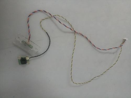 sensor e botao pawer tv oac le32s5970s