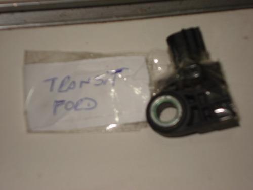sensor espuleta detonação do airbag air bag ford transit