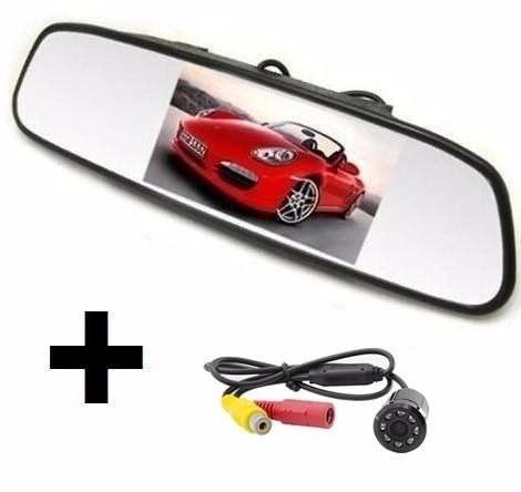 sensor estacionamento câmera com
