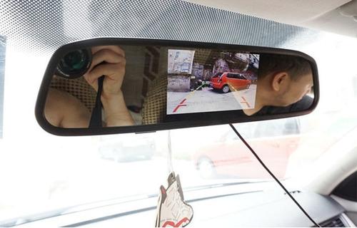 sensor estacionamento com