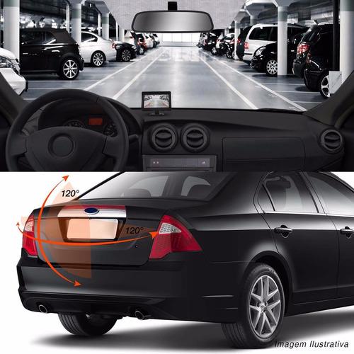 sensor estacionamento com câmera